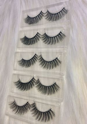 5 Pairs!! Beautiful Full Lash Strips for Sale in Claremont, CA