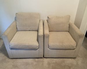 Chairs for sell, $100. for Sale in Fort Washington, MD