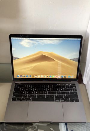 MacBook Pro 13 inch 2017 model with Touch Bar!! for Sale in Queens, NY