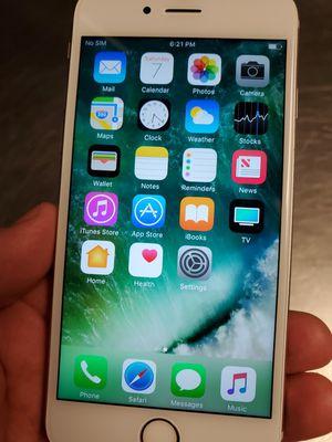 iPhone 6s factory unlocked asking $170 for Sale in Wayne, NJ