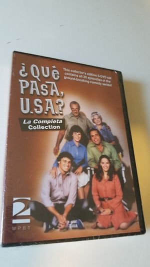 ?Que pasa USA ? la completa dvd collection for Sale in Davie, FL