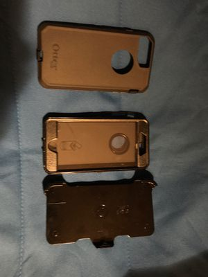 iPhone 7 Plus Defender Otterbox case for Sale in Albany, CA