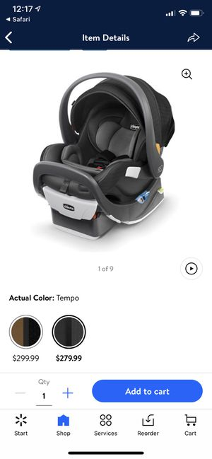 Chicco fit2 car seat $150 for Sale in City of Industry, CA