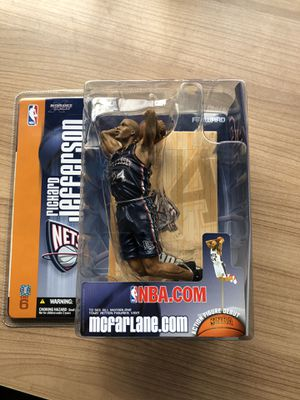 Richard Jefferson Mcfarlane Collectible action figure for Sale in BETHEL, WA