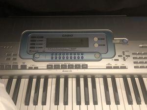 Casio WK 3000 for Sale in Brea, CA