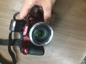 Kodak pixpro AZ401 40'zoom 32gb sd card for Sale in Garland, TX
