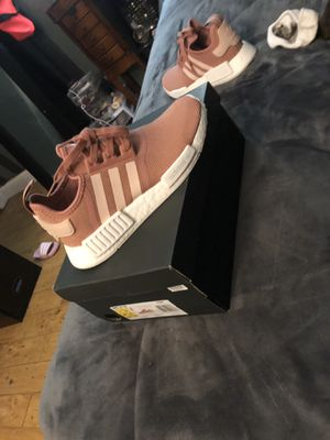 Authentic adidas NMD / raw pink size 7 women's for Sale in Las Vegas, NV