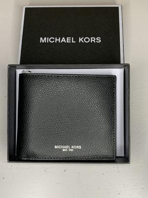 Michael Kors Men Wallet 100% Authentic for Sale in Los Angeles, CA