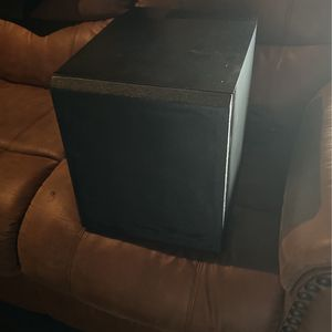 Sony active Power subwoofer for Sale in Chesapeake, VA