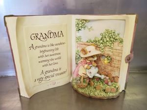 Porcelain Tiny Talk Grandma's Love Collectable Rare for Sale in Oceanside, CA