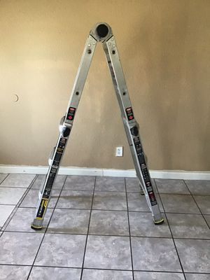 Gorilla Ladder prices are firm for Sale in Sacramento, CA