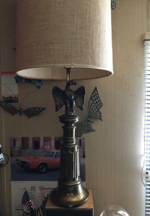 Eagle lamp Antique for Sale in Alexandria, VA