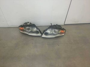 Audi A4 headlights Xenon hid oem. $155 each. Fits year 2006-2009 for Sale in Carson, CA