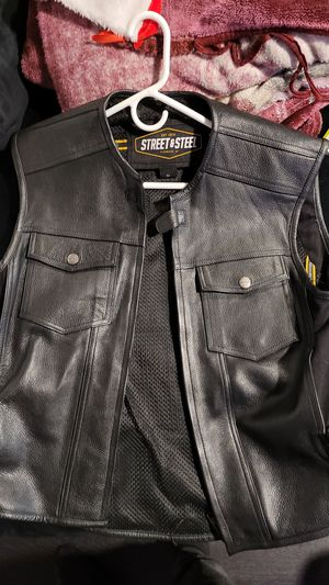Motorcycle vest for Sale in South San Francisco, CA