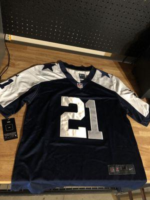 ***Ezekiel Elliott Dallas Cowboys Nike Men's Throwback Vapor Limited Game Jersey!! for Sale in Mission Viejo, CA