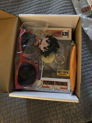 Funko Hot Topic Dragonball Z Box for Sale in Auburn, WA