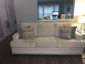 Brand new 3pc living room set ottoman included for Sale in Marietta, GA
