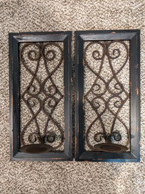 Set of wall sconces for Sale in Littleton, CO