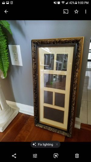 Gorgeous picture frame for Sale in Falls Church, VA