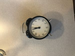 Mid-century modern ringing analog clock for Sale in Federal Way, WA