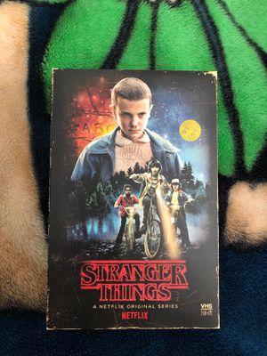 Stranger Things Season 1 Blu Ray/DVD for Sale in Livingston, CA