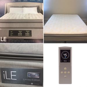 Sleep Number iLE King Size Bed for Sale in Dedham, MA