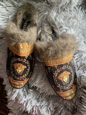 Fur shoes for Sale in Alexandria, VA