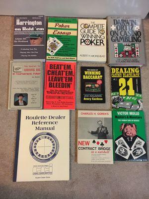 11 Gambling & Bridge books for Sale in Las Vegas, NV