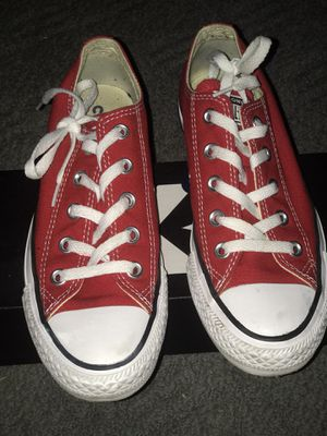 Red converse for Sale in Arvada, CO
