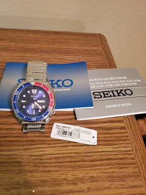 Seiko Prospex Diver for Sale in Austintown, OH