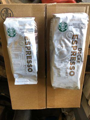 Decaf and regular espresso for Sale in Miami, FL
