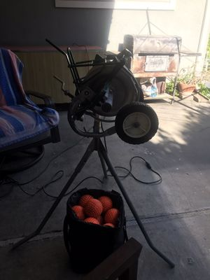 Pitching Machine for Sale in Sunnyvale, CA
