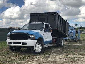 Ford 7.3 f450 Dump truck for Sale in Miami, FL