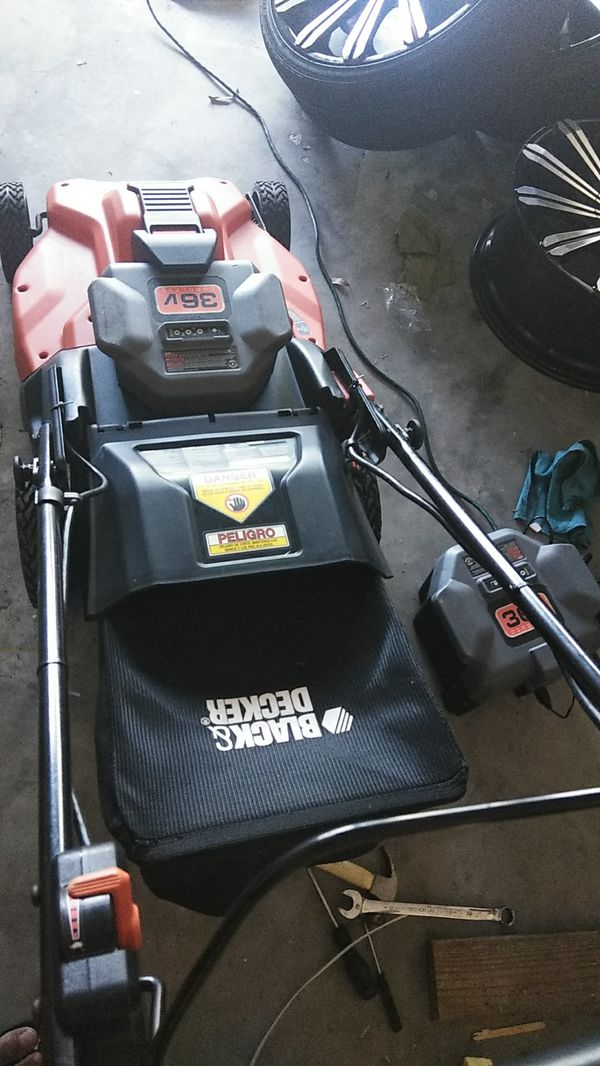Battery Powered Lawn Mower For Sale In Clermont Fl Offerup