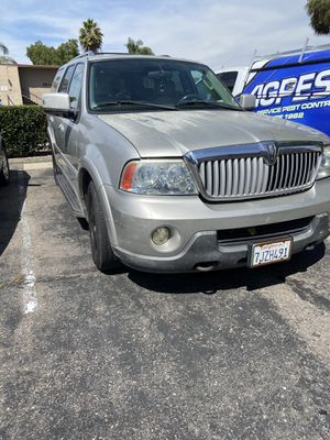 Lincoln Navigator 2004 for Sale in El Cajon, CA