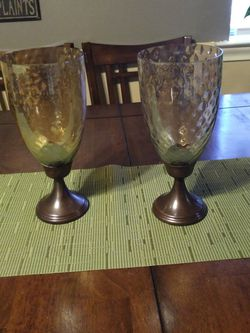 Glass Candle Holders for Sale in Irving,  TX