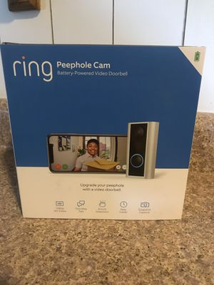 Ring Camera for Sale in Arlington, TX