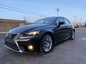 2014 LEXUS IS250 AWD for Sale in Chicago, IL