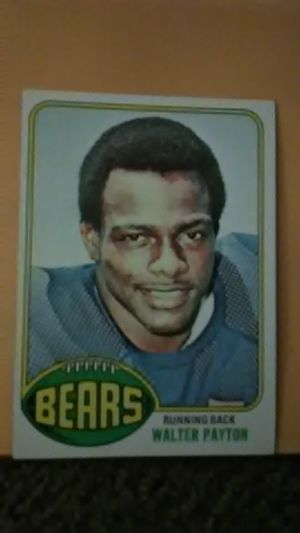 1976 Topps #148 Walter Payton card for Sale in Washington, DC