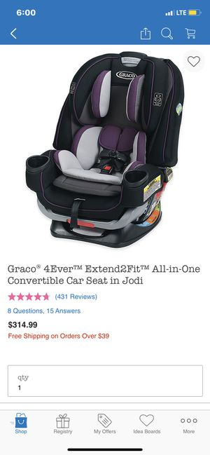 Graco Car Seat for Sale in Lima, OH