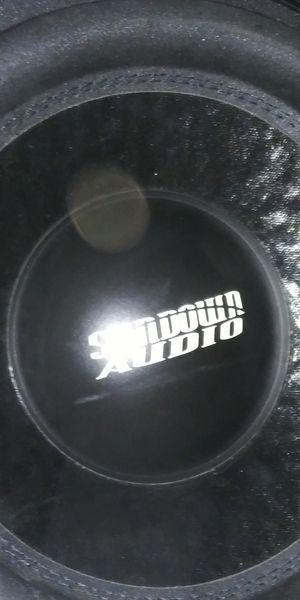 Sundown 12 inch woofer in box for Sale in Escondido, CA