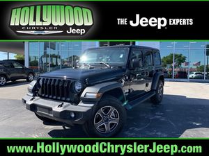 2018 Jeep Wrangler Unlimited for Sale in Hollywood, FL