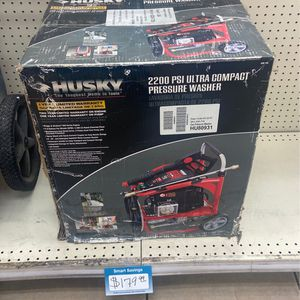 Husky 2200 Psi Ultra Compact Pressure Washer for Sale in Phoenix, AZ