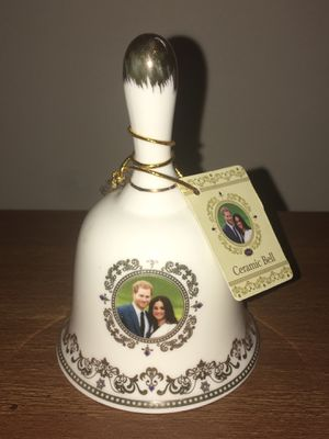 Royal Wedding 2018 Commemorative Bell for Sale in Coral Springs, FL