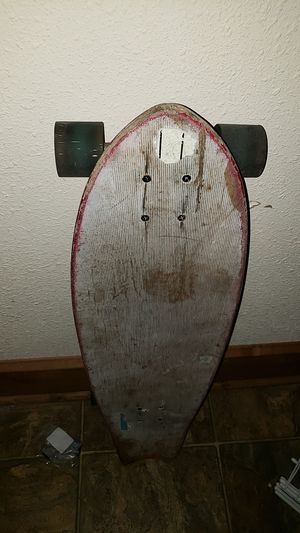 Medium long board, could use grip tape for Sale in Spokane, WA