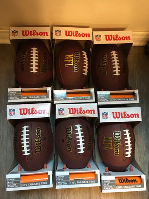 Footballs for Sale in Long Beach, CA