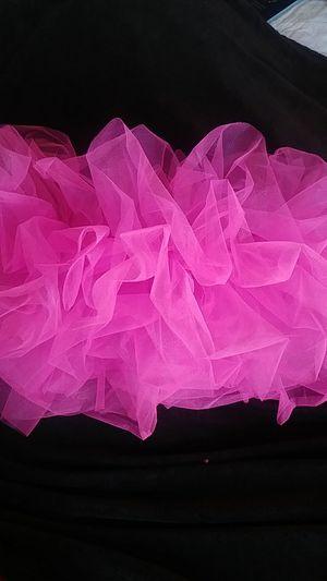 Hot pink tutu for Sale in Long Beach, CA
