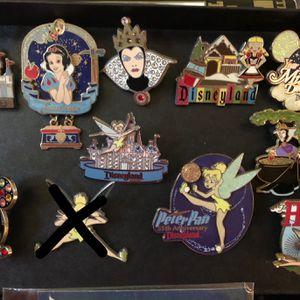 Disney Pins 2007 for Sale in La Quinta, CA