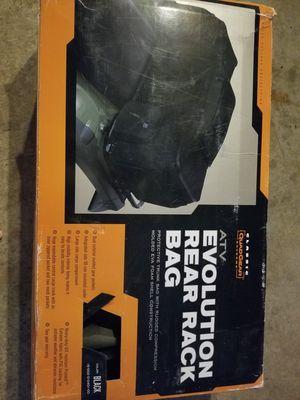 Rear rack bag - Black for Sale in Bokchito, OK