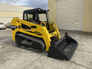 "Gehl CTL70 Turbo Diesel Skidsteer Track Loader like Bobcat 80"" Bucket for Sale in Fremont, CA"